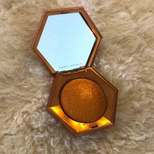 NIB FENTY Beauty Diamond Bomb Cognac Candy